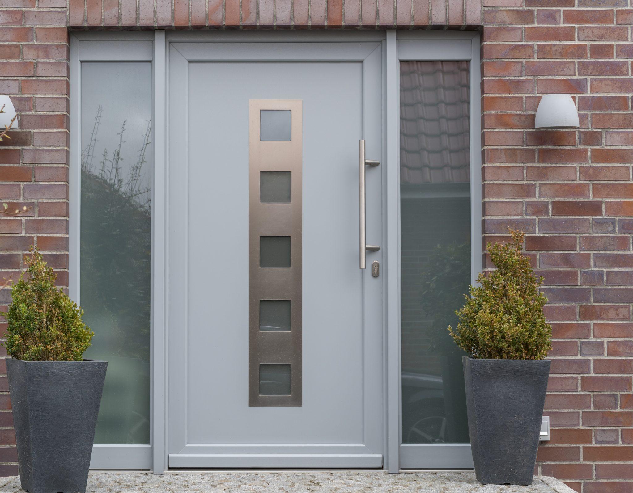 The Benefits Of Choosing An Aluminium Front Door
