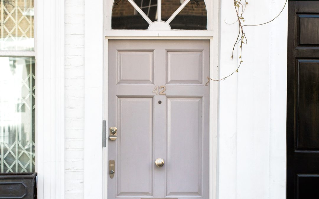 Top 5 Tips To Improve Your Front Door Safety